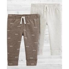 Комплект штанишек 2в1 на мальчика Картерс