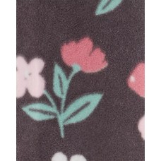 """Флисовый человечек с капюшоном """"Аленький цветочек"""" Картерс"""