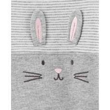 """Комплект с пуловером 3в1 """"Зайчёнок"""" Картерс"""