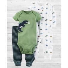 """Подарочный набор для малыша """"Динозаврик"""" Картерс"""