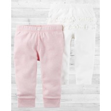 "Комплект из 2-х штанишек для девочки ""Малышка"" Картерс"