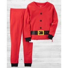 Новогодняя пижамка 2в1 для мальчика Картерс