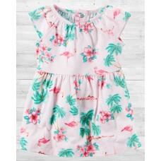 """Летнее платье """"Фламинго"""" Картерс"""