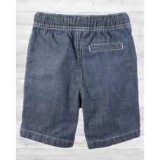 Легкие джинсовые шортики Картерс