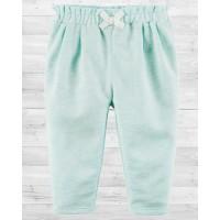 Стильные штанишки мятного цвета Картерс