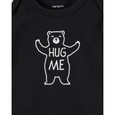 """Коттоновый набор 3в1 """"Hug me"""" Картерс"""