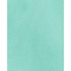 Бодик-поло мятного цвета c короткими рукавами Картерс