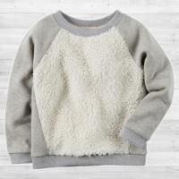 Мерцающий свитер для девочки Картерс