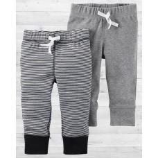 Комплект из 2-х  штанишек babysoft Картерс