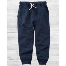 Синие штаны джоггеры Картерс