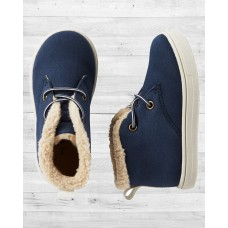 Синие ботиночки Картерс