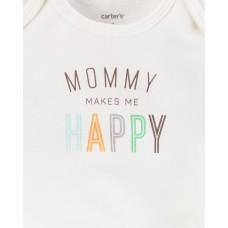 """Подарочный набор для малыша """"Happy"""" Картерс"""