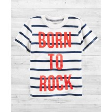 "Футболка ""Born To Rock"" Картерс"