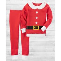 Новогодняя пижамка 2в1 для девочки Картерс