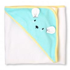 "Полотенце с капюшоном ""Мышка"" Children's Place"