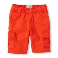 Оранжевые шорты-чиносы  Children's Place