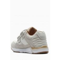 Белые кожаные кроссовки Next